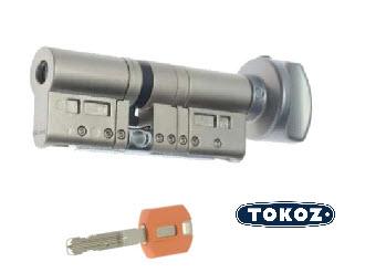 Cilindros de segurança Tokoz